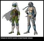 Venus Alt. Future and Nightmare Venus