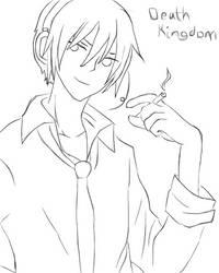 Death Kingdom Ikemen version by Chrome-Fuwatari