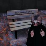 homosexuals only