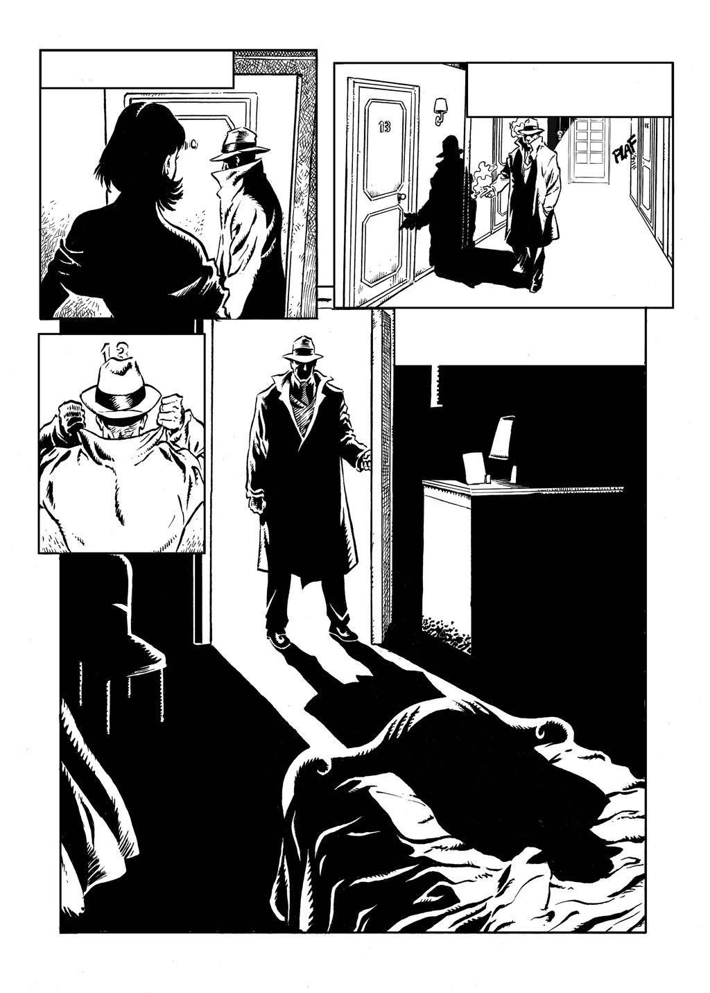 EL BATE PAGE 02 by SERGIOTARQUINI