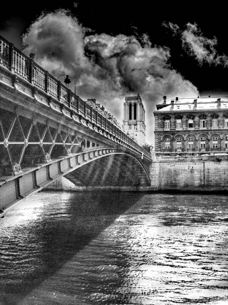 Paris by jenyvess