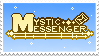 + Mystic Messenger Stamp + by fairyliqhts
