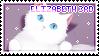 + Elizabeth 3rd (Mystic Messenger) Stamp +