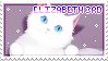 + Elizabeth 3rd (Mystic Messenger) Stamp + by fairyliqhts
