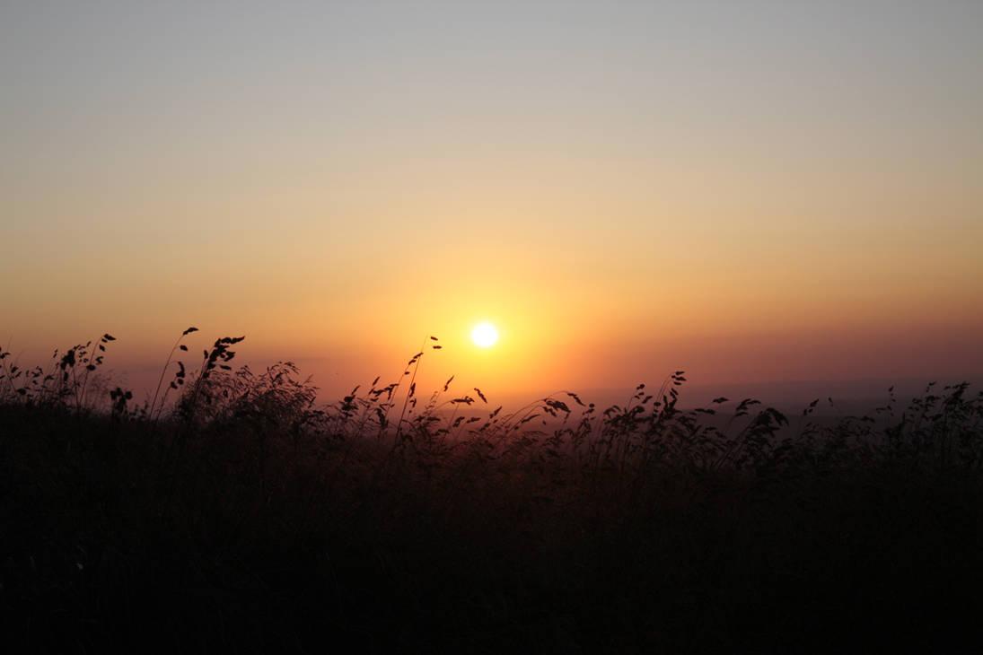 Sunset...again