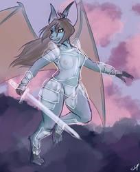 Ice Armor by SeptemberSignal