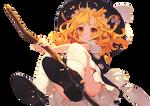 Render-Anime Girl-#22
