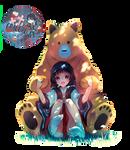 Render-Anime Girl-#25