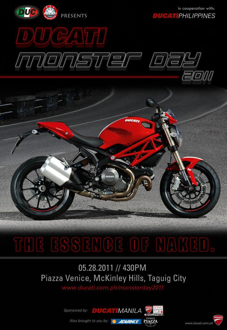 Buy Ducati Monster Used