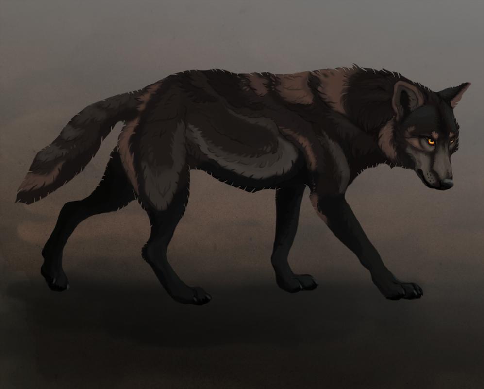 Commission: Acheri by savage