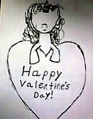 Surreal's Valentine by TheInsanityOfTheSane