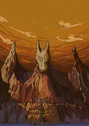 Charisific Valley by kitsune-roka