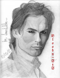 Ian Somerhalder... by Bloody-sts