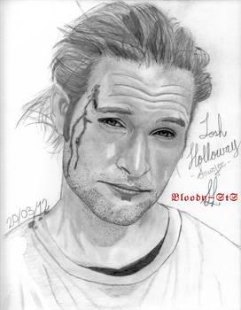 Josh Holloway AKA 'Sawyer'