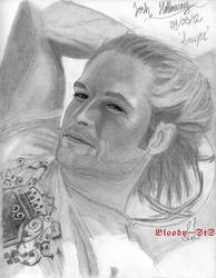 Josh Holloway... by Bloody-sts