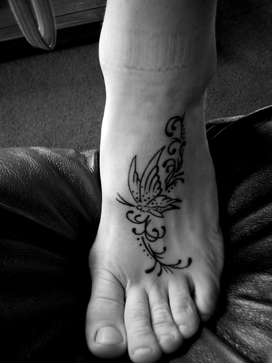Something also fetish butterfly tattoo understand