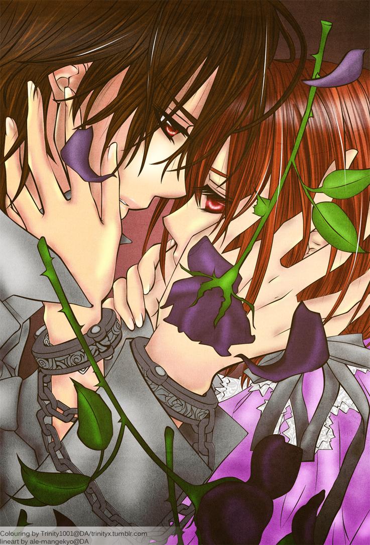 Kaname and Yuuki - Eternity - by Trinity1001