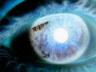 Amazing Eye by Greenish-Tinge