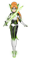 The Emerald Extraterrestrial - ver. CIRCUIT 72-X