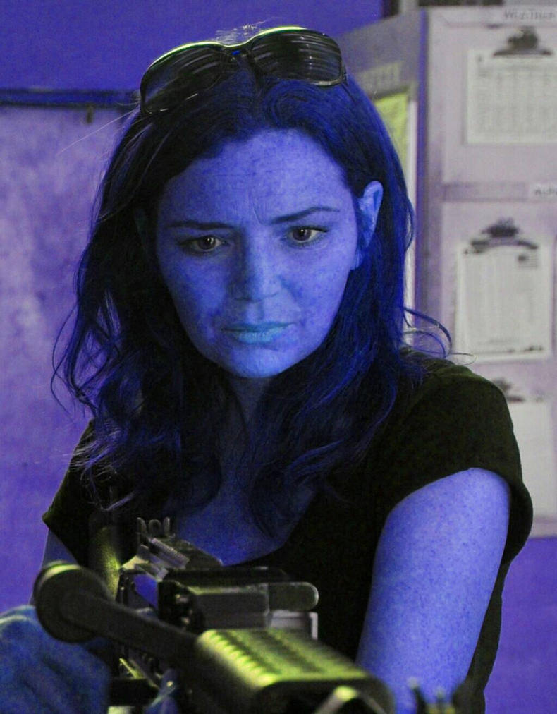 Bridget braunahahn  by blueberryfanworld
