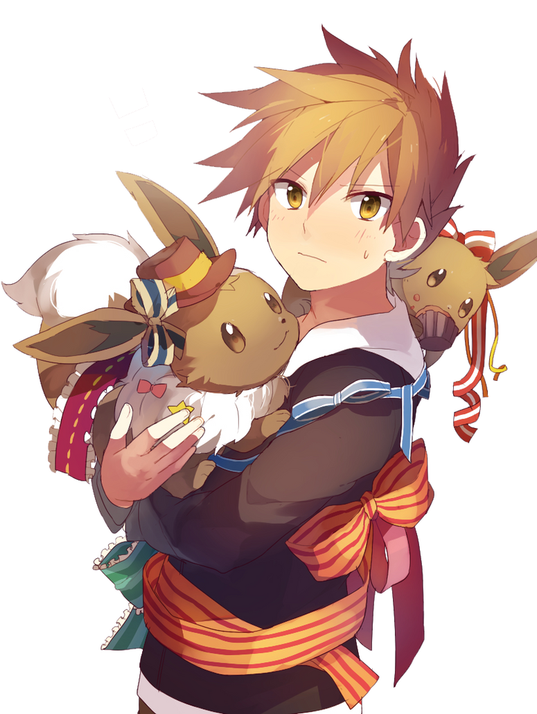 [#Render] Anime boy by Kaicchii on DeviantArt