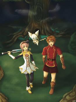 tales of the world: radiant mythology