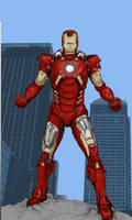 Iron Man Mark 7 from The Avengers