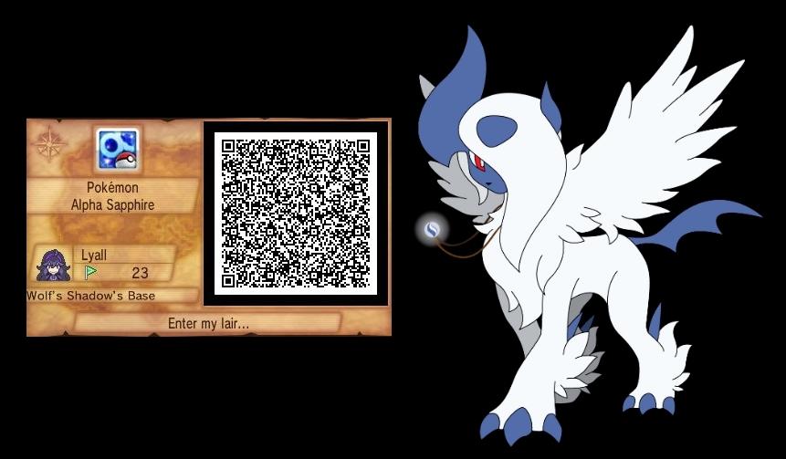 Secret Base Pokemon Qr Codes