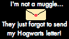Not a Muggle by xMischiefManagedx