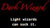Dark Wizard by xMischiefManagedx