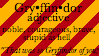 Gryffindor by xMischiefManagedx