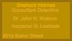 221b Baker Street by xMischiefManagedx