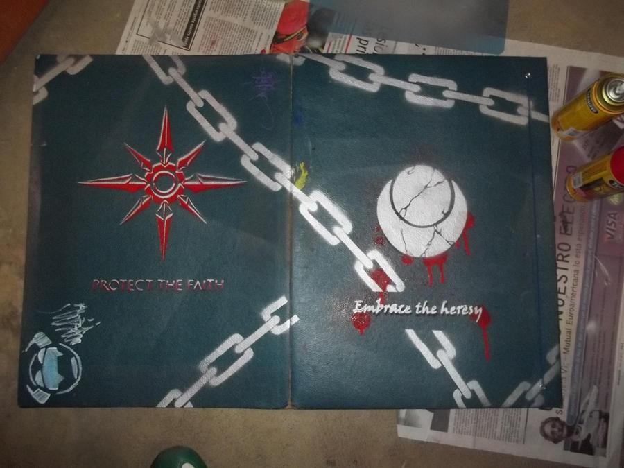Solari x Heresy by IzanagiServant