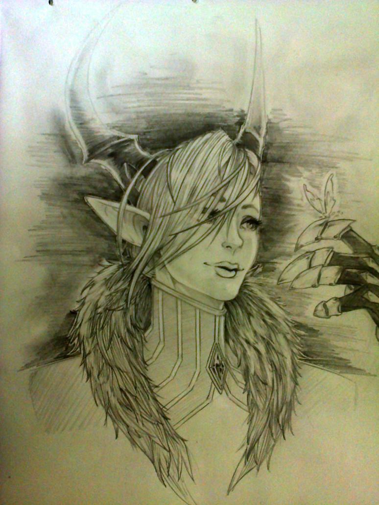 Tera Online - Rosslyn by IzanagiServant
