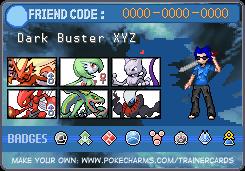 My pokemon ID by DarkBX
