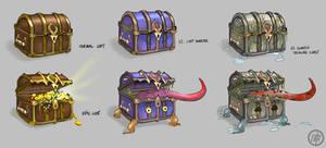 Loot 'Mimic' Monsters