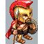 Spartan Sprite by Vermin-Star