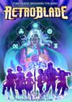 RetroBlade Trailer Poster