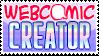 Webcomic Creator Stamp by Vermin-Star