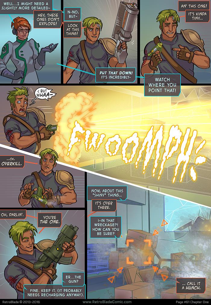 RetroBlade: Page 61 by Vermin-Star