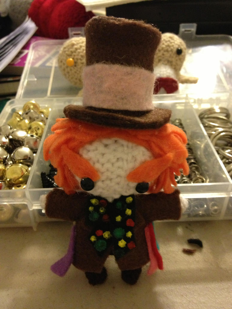 the Mad Hatter by PhileasFogghorn