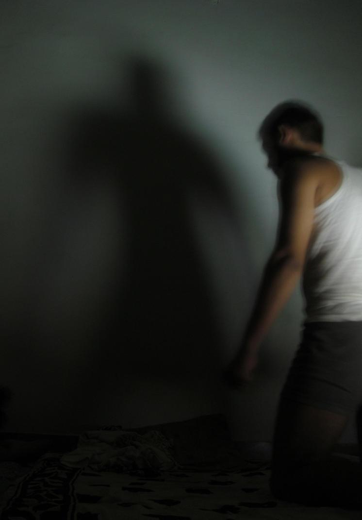 shadow man by sanjaybabaa