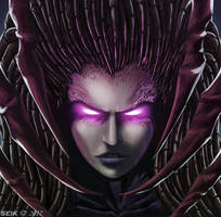 Fear The Queen of Blades