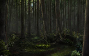 Forest by DaniSeik