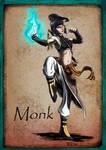 DnD Monk