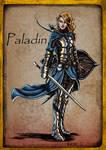 DnD Paladin