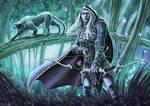 Sabine, Drow Ranger
