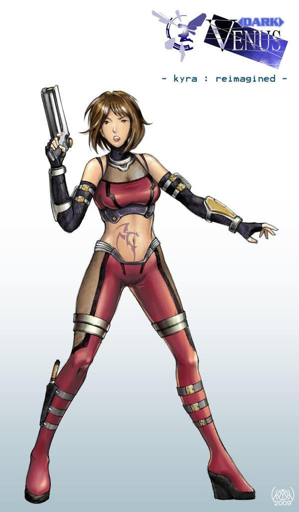 Kyra : Reimagined by darth-iskander