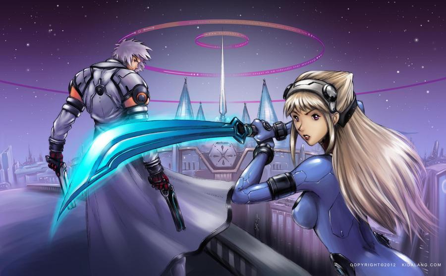 Sage Fusion Illustration