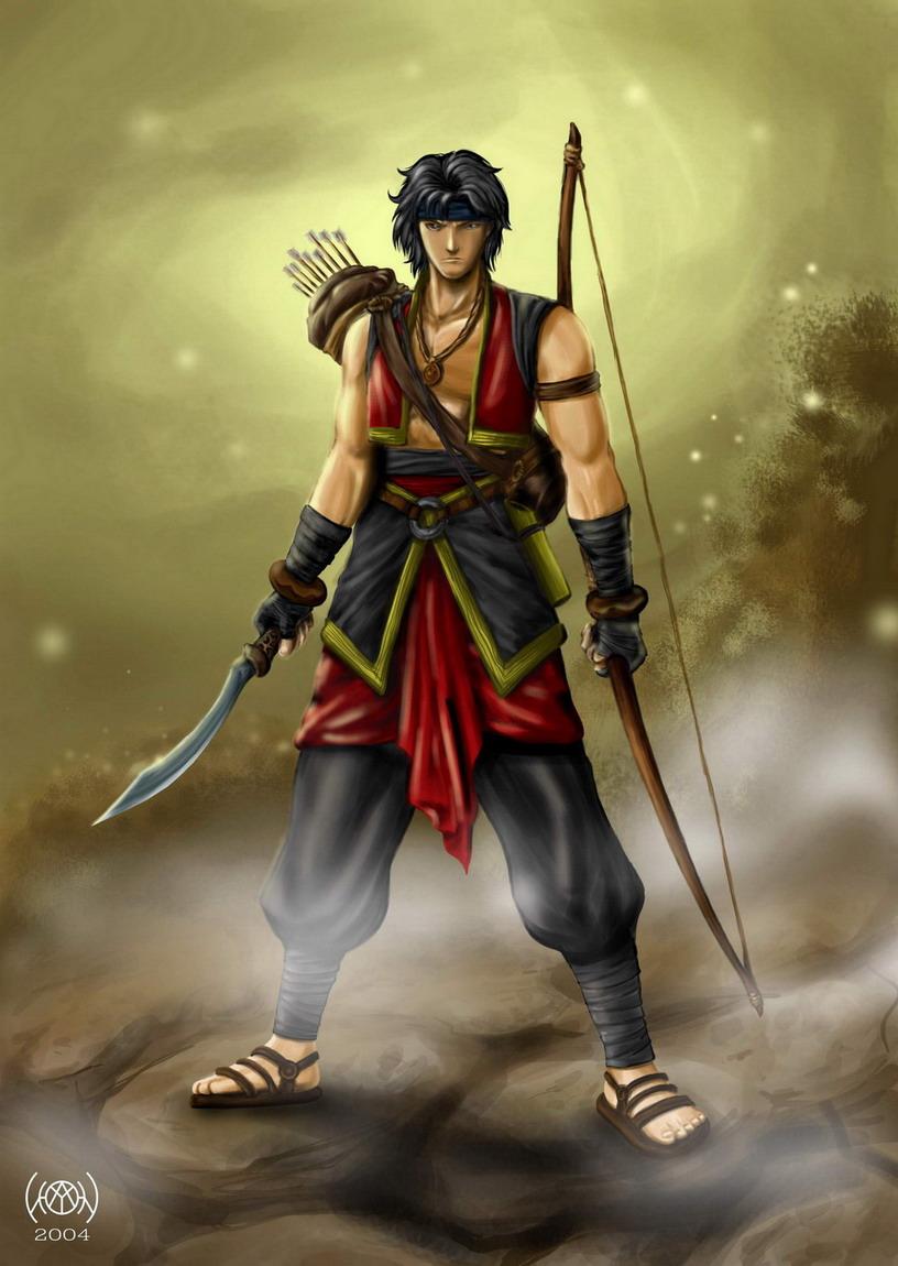 Sangkuriang By Darth Iskander On DeviantArt